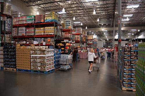Shopping Center St Home Depot